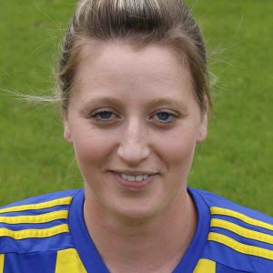 Julie Stirrup - had a great game for Khalsa